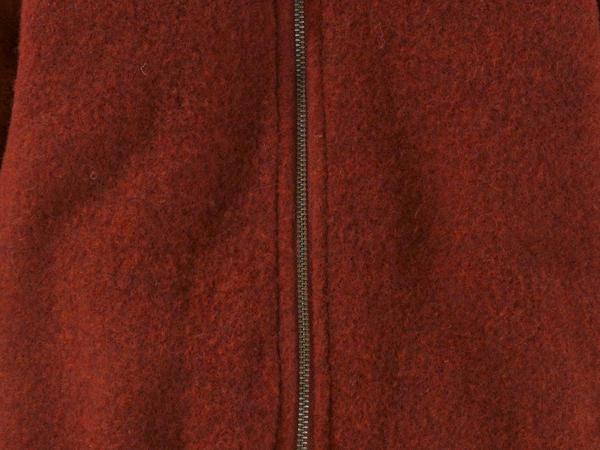 Wollfleece Overall aus Bio-Merinowolle