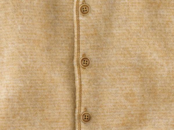 Wollfleece-Overall aus reiner Bio-Merinowolle
