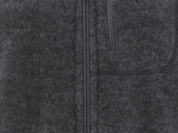 Wollfleece-Weste für Sie aus reiner Schurwolle