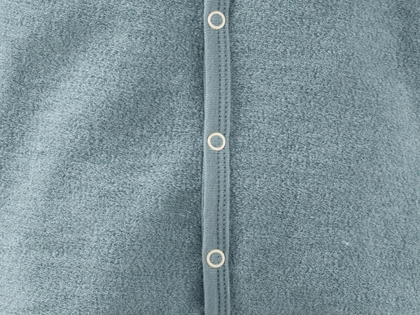 Wollfrottee Overall aus reiner Bio-Merinowolle