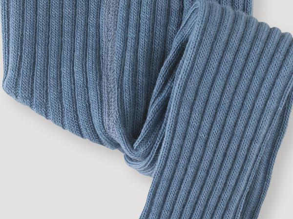 Wollstrumpfhose aus Bio-Schurwolle mit Bio-Baumwolle