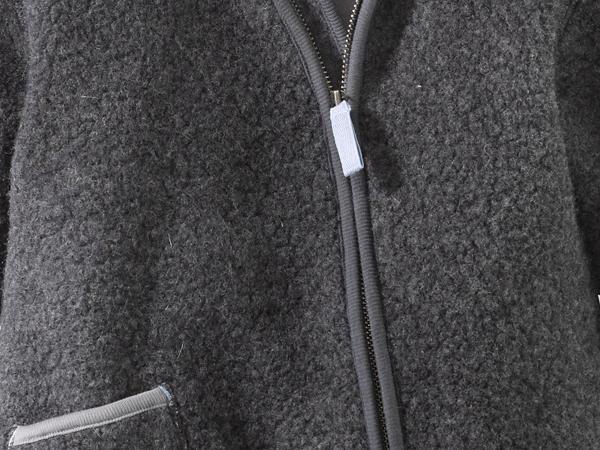 Wollteddy Overall aus Merinowolle und Bio-Baumwolle