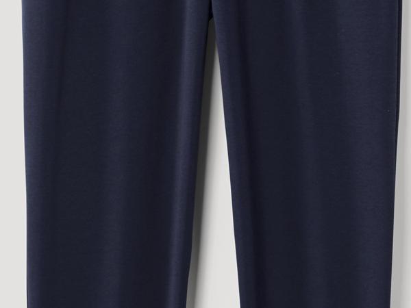 Yoga-Hose aus reiner Bio-Baumwolle