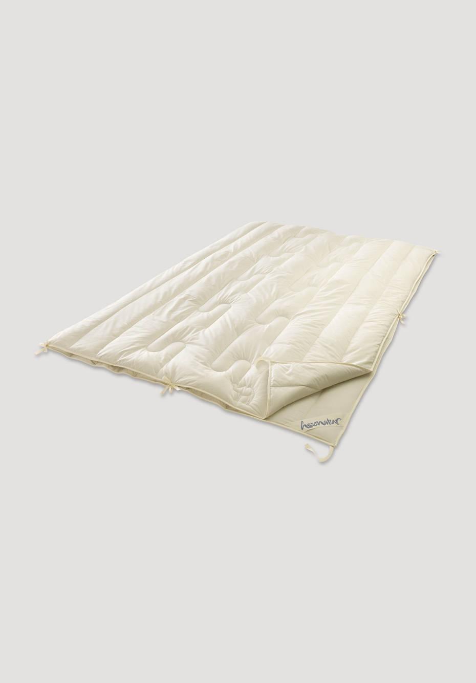 4-Jahreszeiten-Decke Kamelhaar Excellent