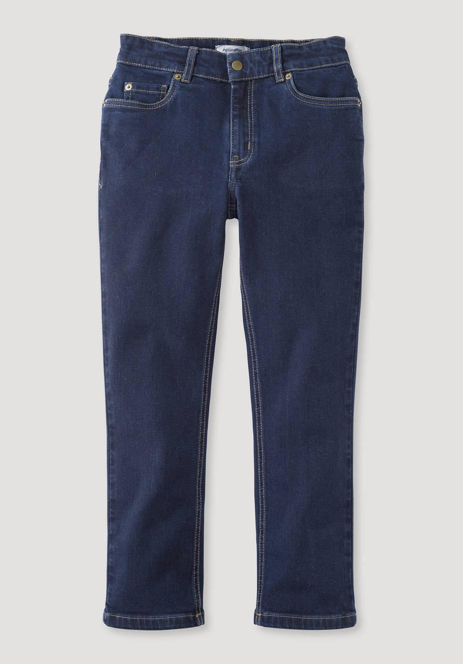 5-Pocket-Jeans Betterecycling aus Bio-Baumwolle
