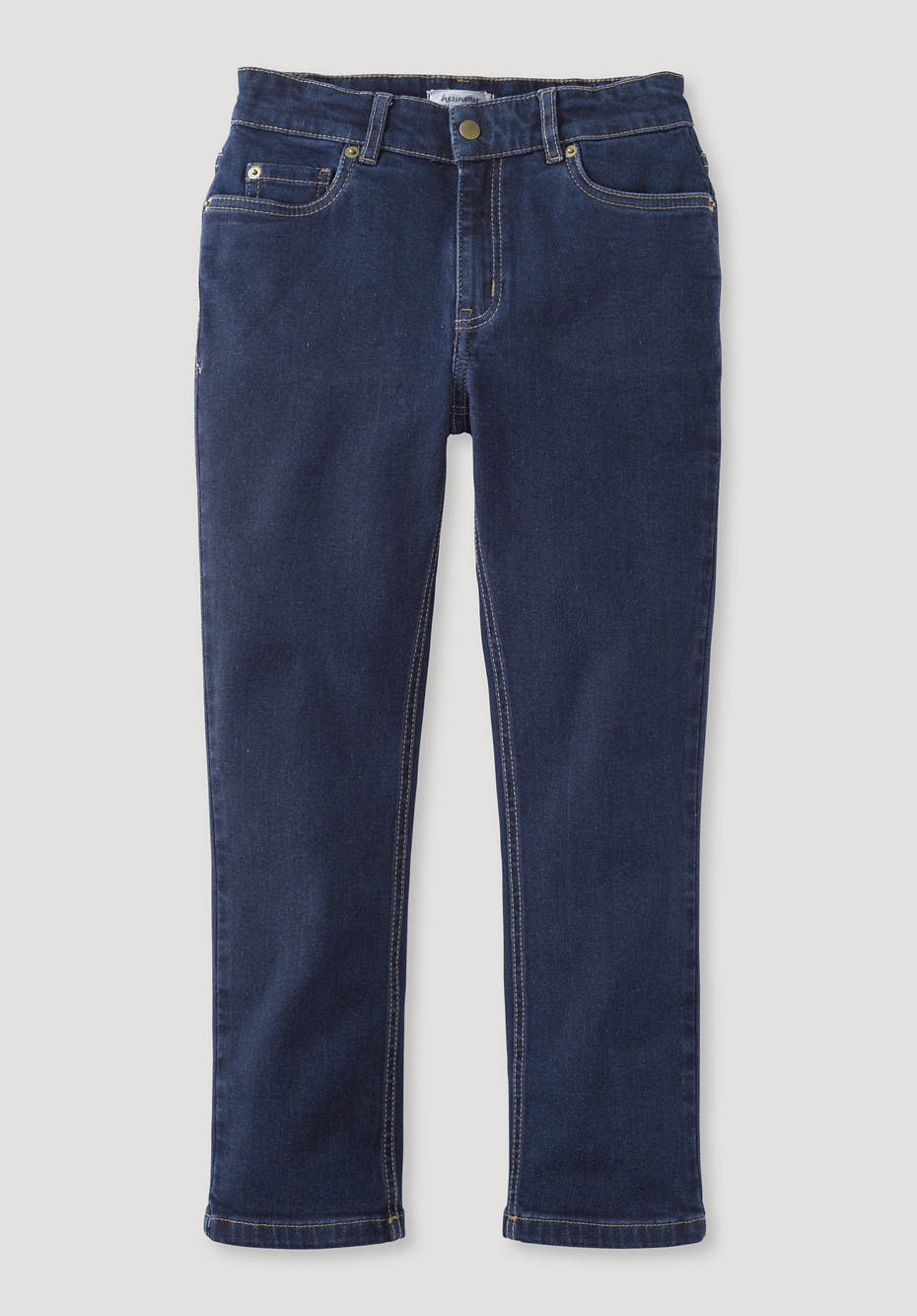 5-pocket jeans bed recycling made of organic cotton