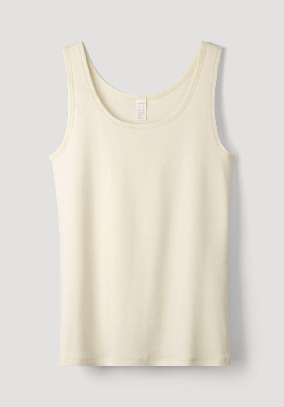 Armpit shirt ModernNATURE made of pure organic cotton