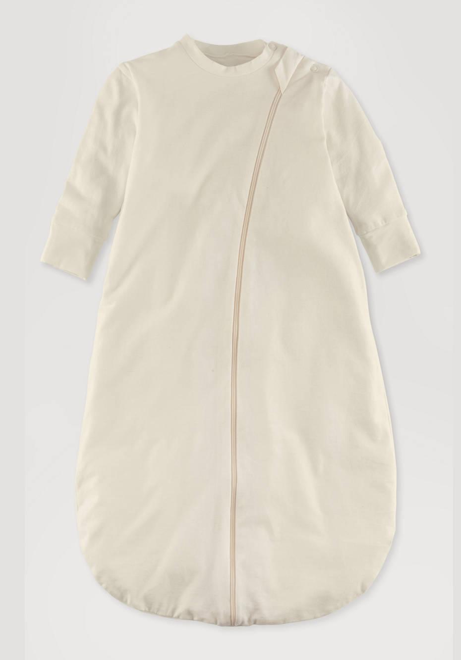 size 40 56b9f e96b1 Baby Schlafsack aus reiner Bio-Baumwolle