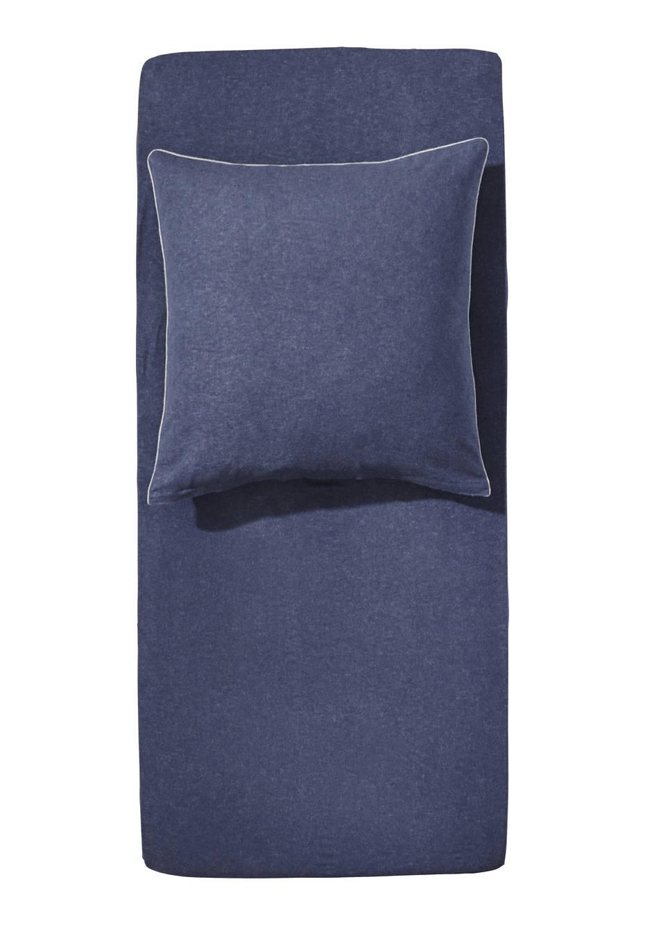 Biber-Spannbett-Tuch aus reiner Bio-Baumwolle