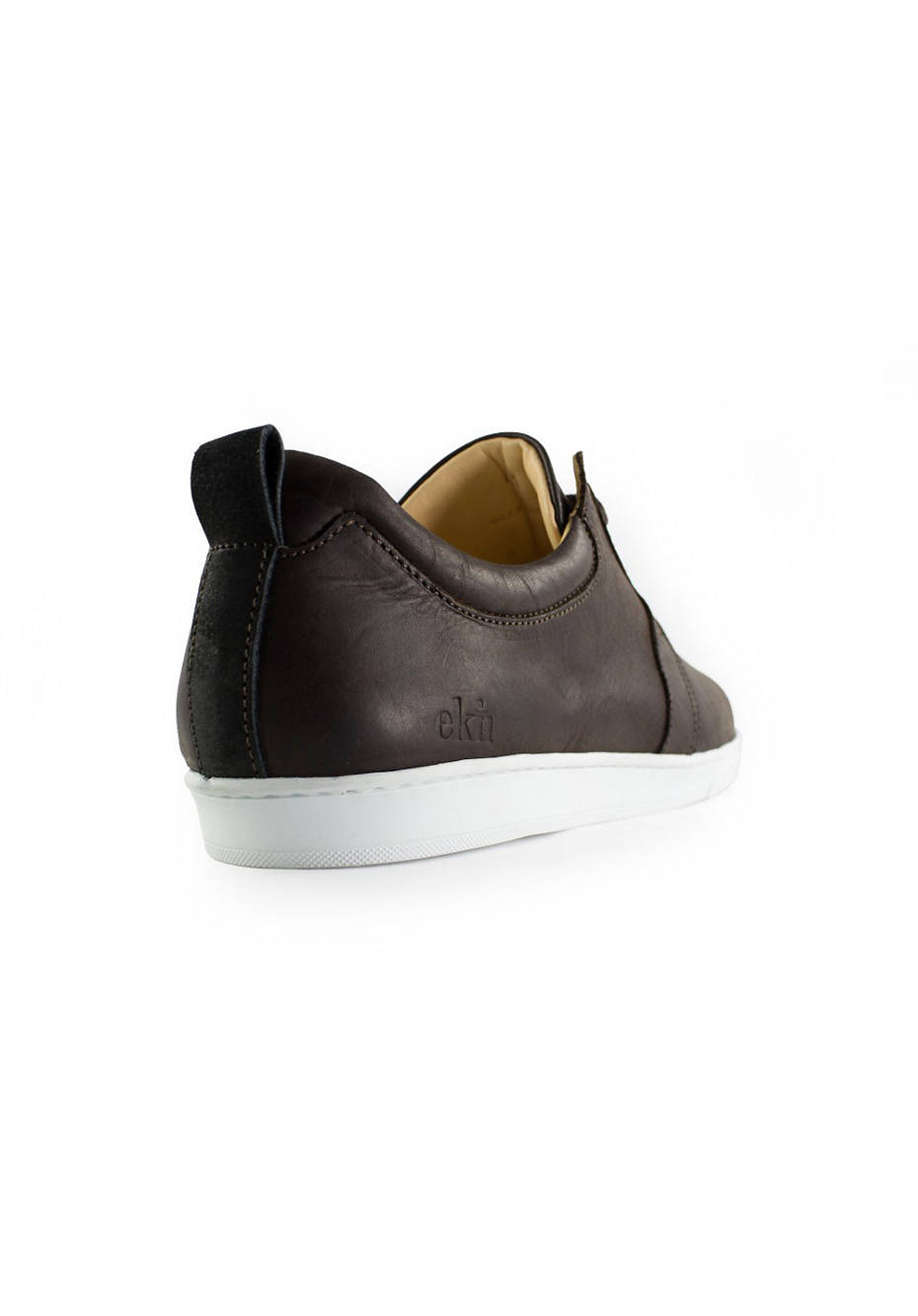 Birch / Brown Leather