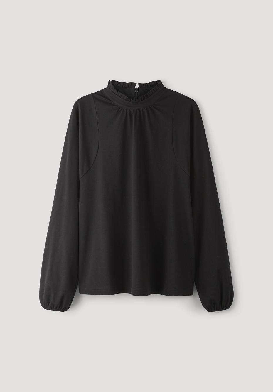 Blouse made from pure Pima organic cotton