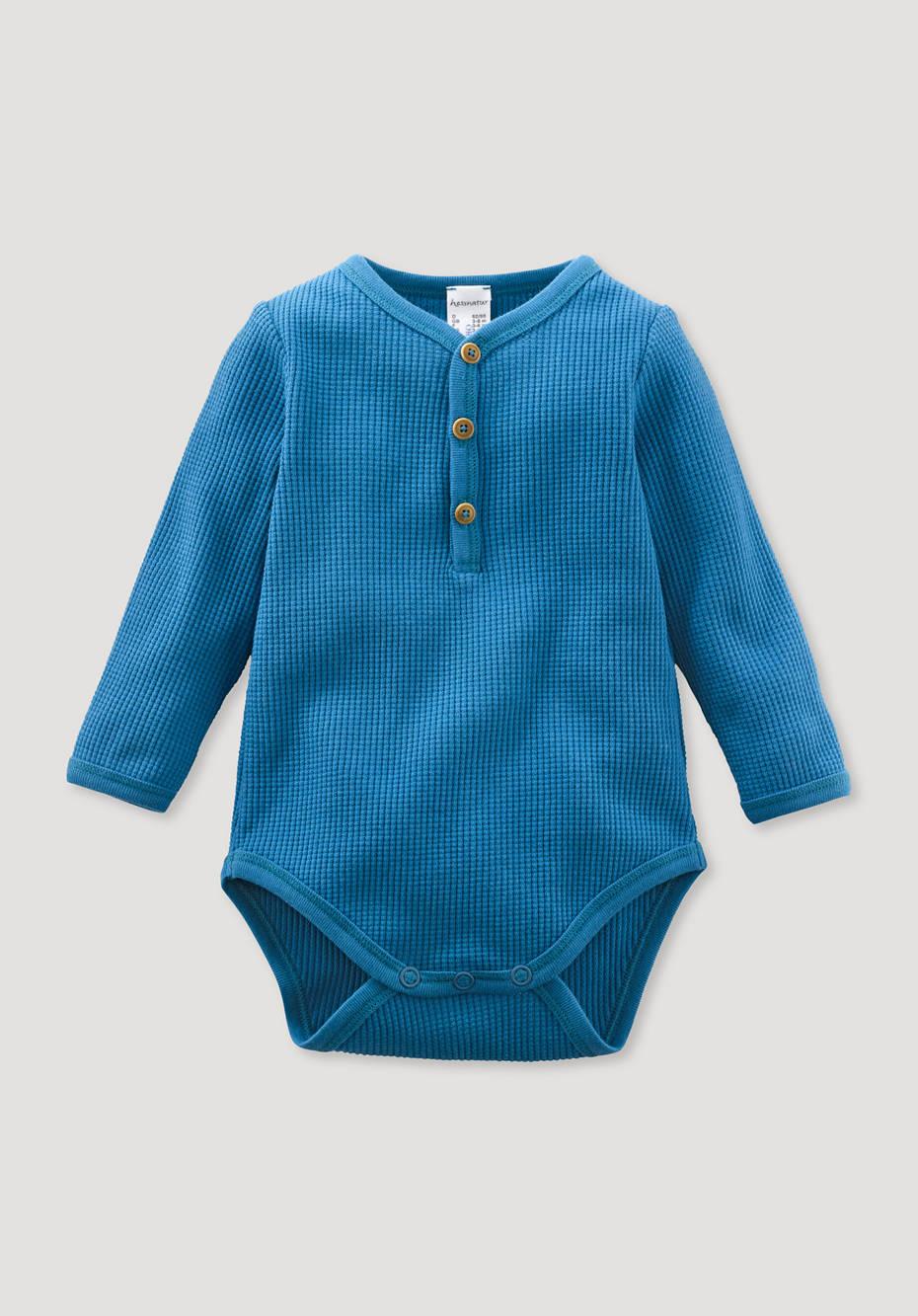 hessnatur Baby M/ädchen und Jungen Unisex Langarmbody 2er-Set aus Reiner Bio-Baumwolle