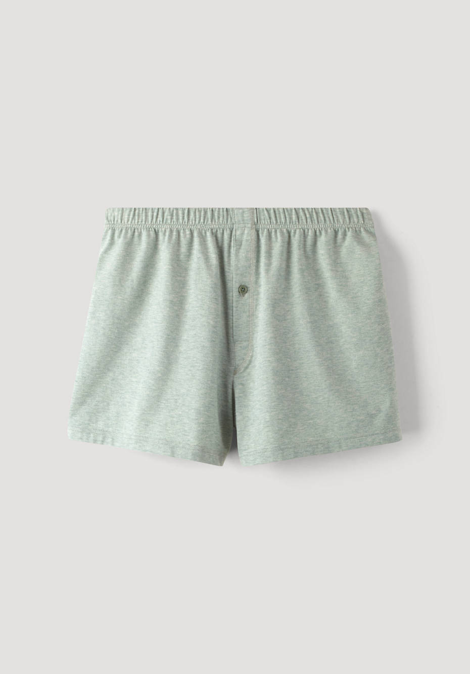 Boxer shorts made from pure organic cotton