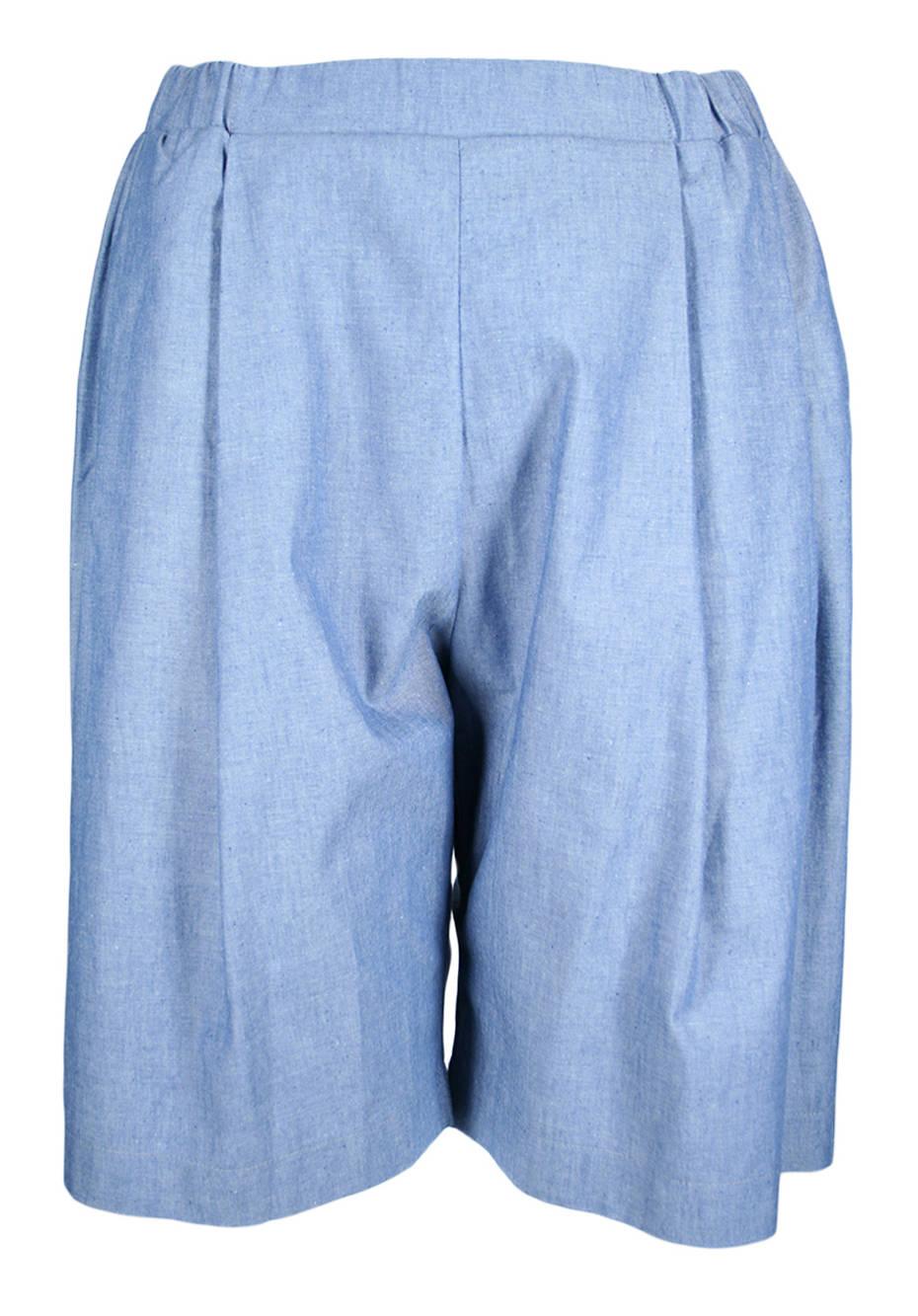 COSY II Shorts denim