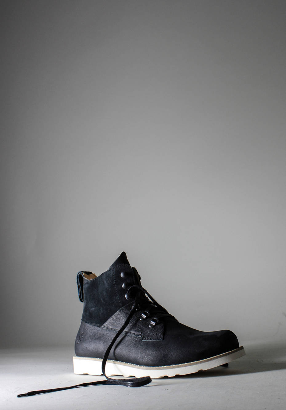 Cedar Boot / Black Leather