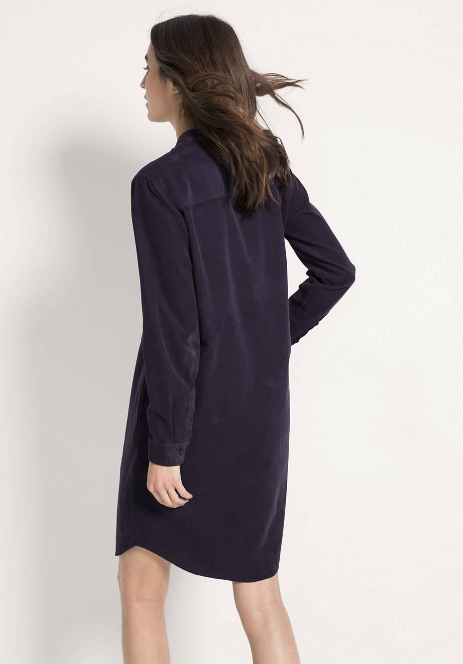 Cord Kleid aus reiner Bio-Baumwolle