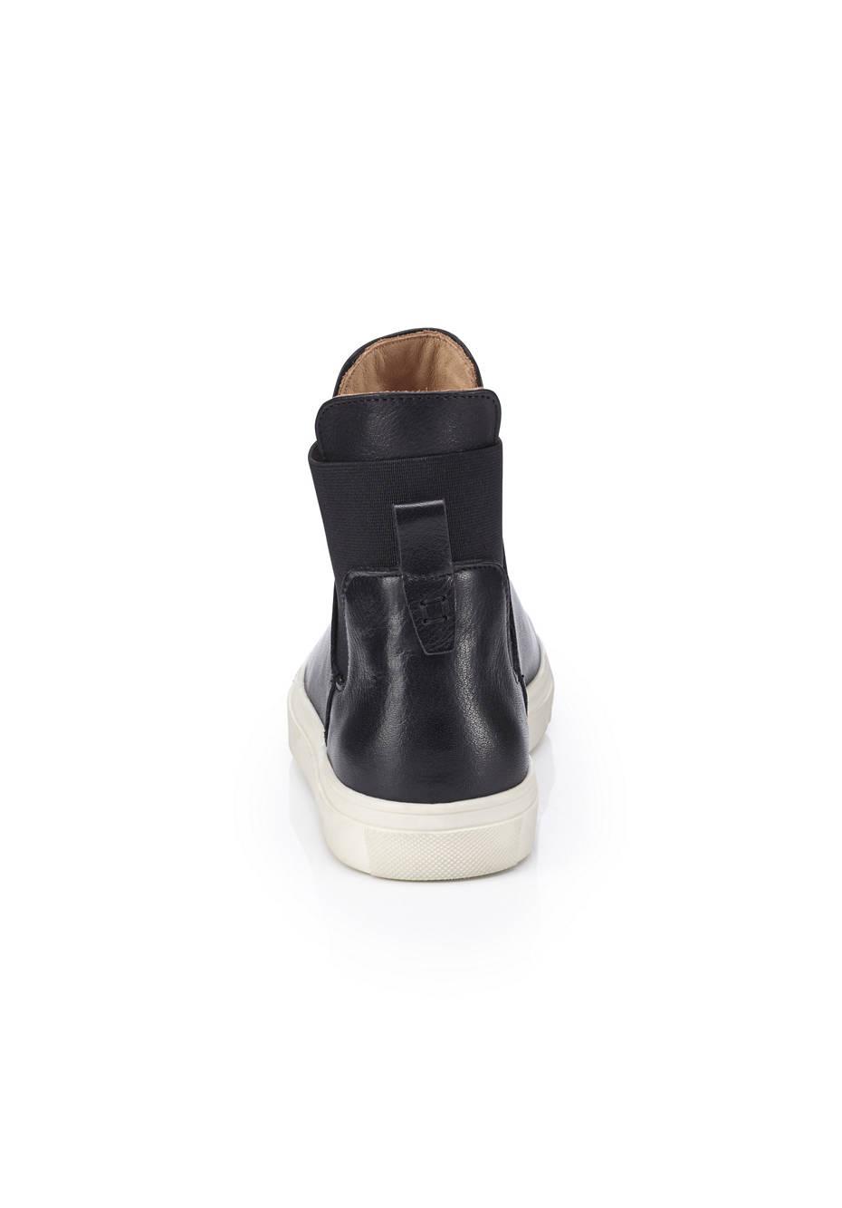 Damen Chelsea-Boots aus Leder