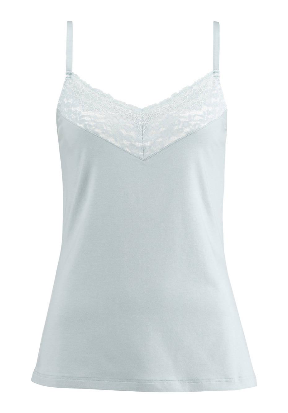 Damen Hemdchen aus Bio-Baumwolle und Modal