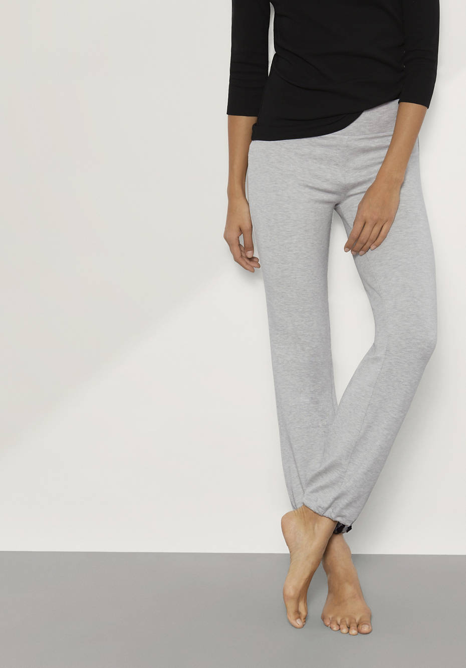 Damen Hose aus Modal