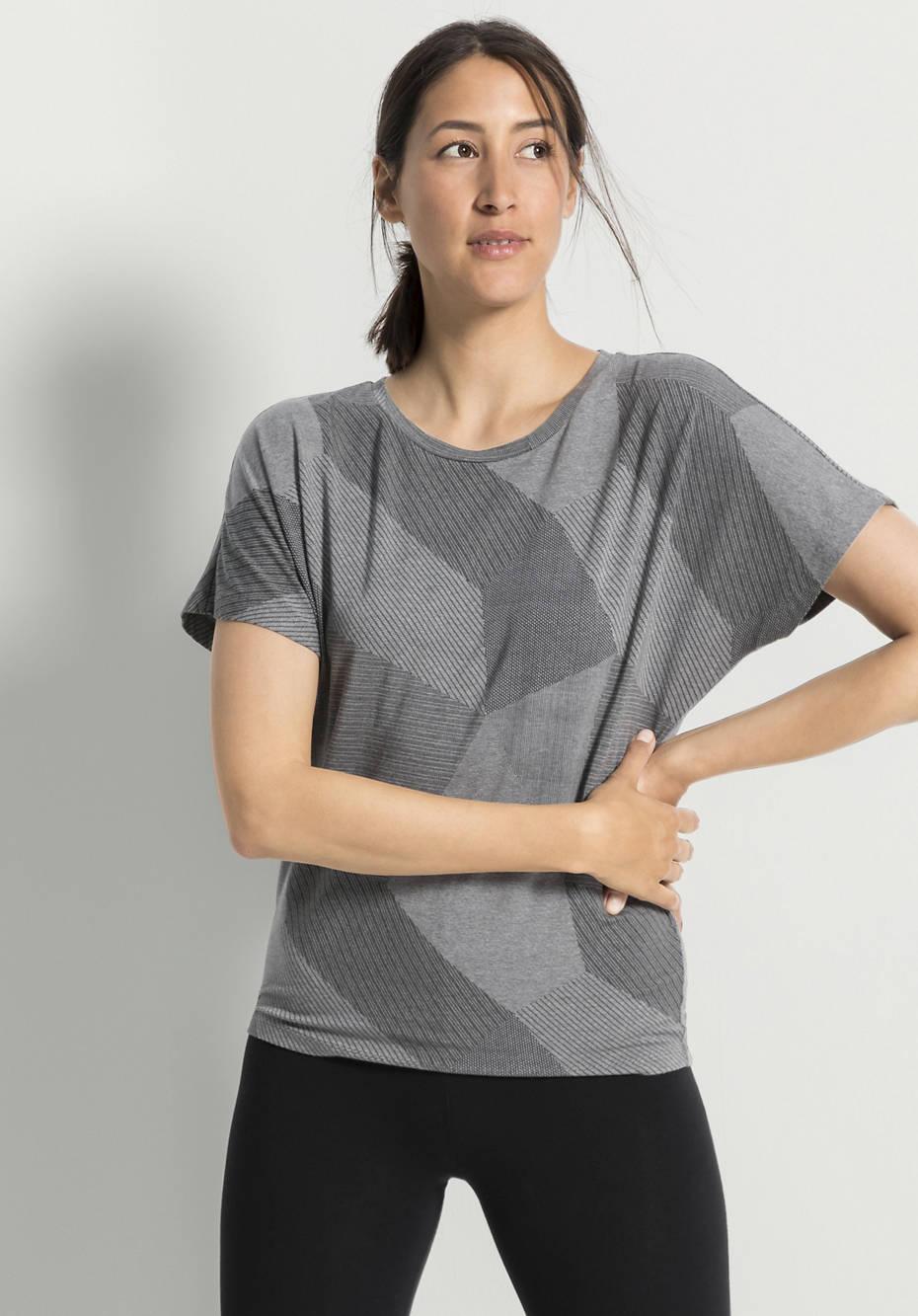 Damen Kurzarm-Shirt aus TENCEL™Modal