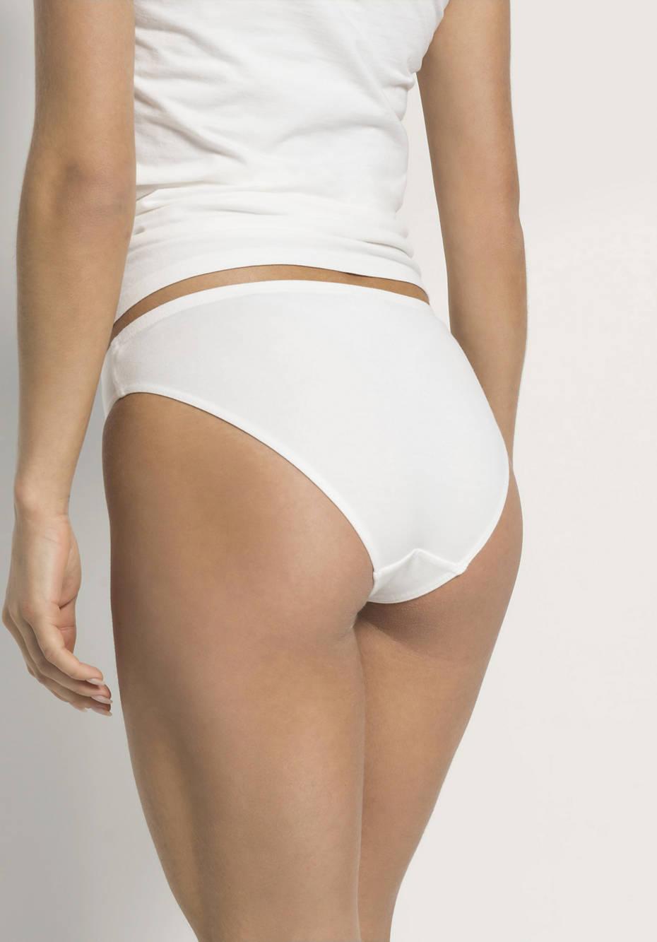Damen Mini-Slip aus Bio-Baumwolle