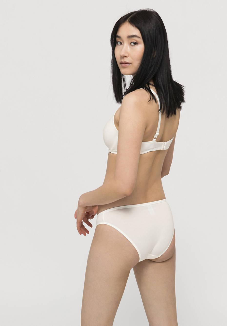 Damen Minislip aus Bio-Baumwolle und TENCEL™Modal
