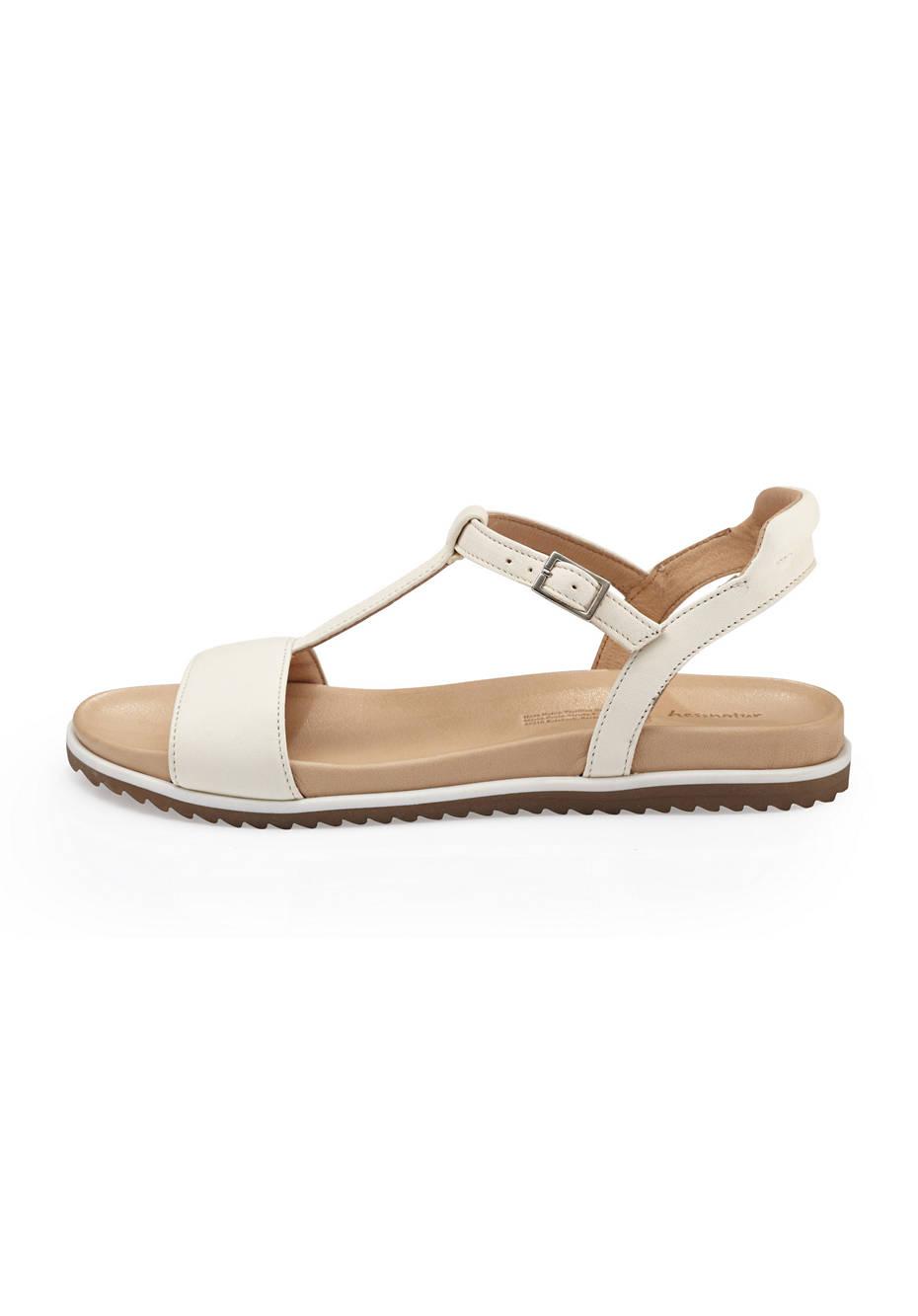 on sale 6cc2d 3128f Damen Sandale aus Leder - hessnatur Deutschland
