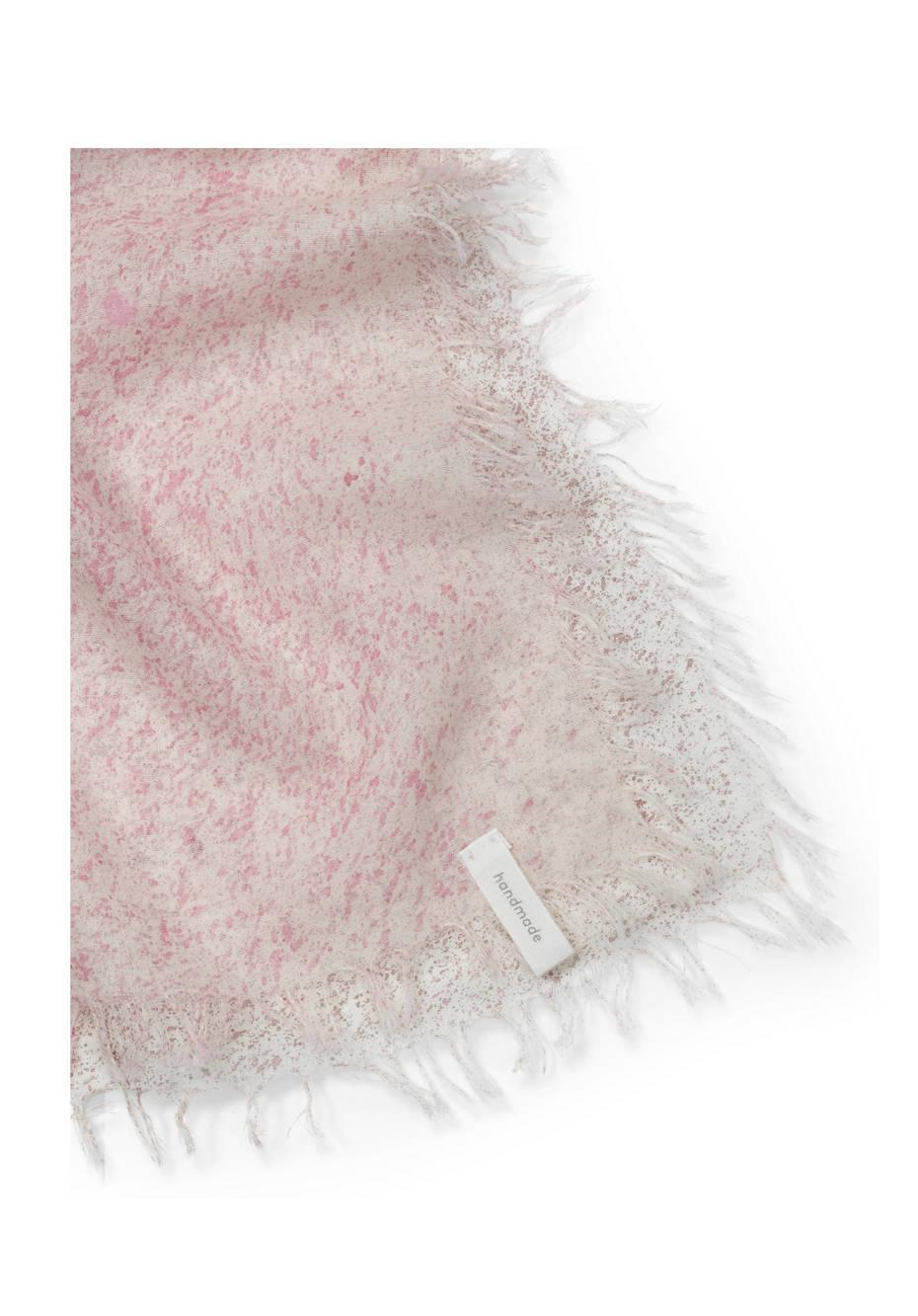 Damen Schal aus reiner Bio-Baumwolle