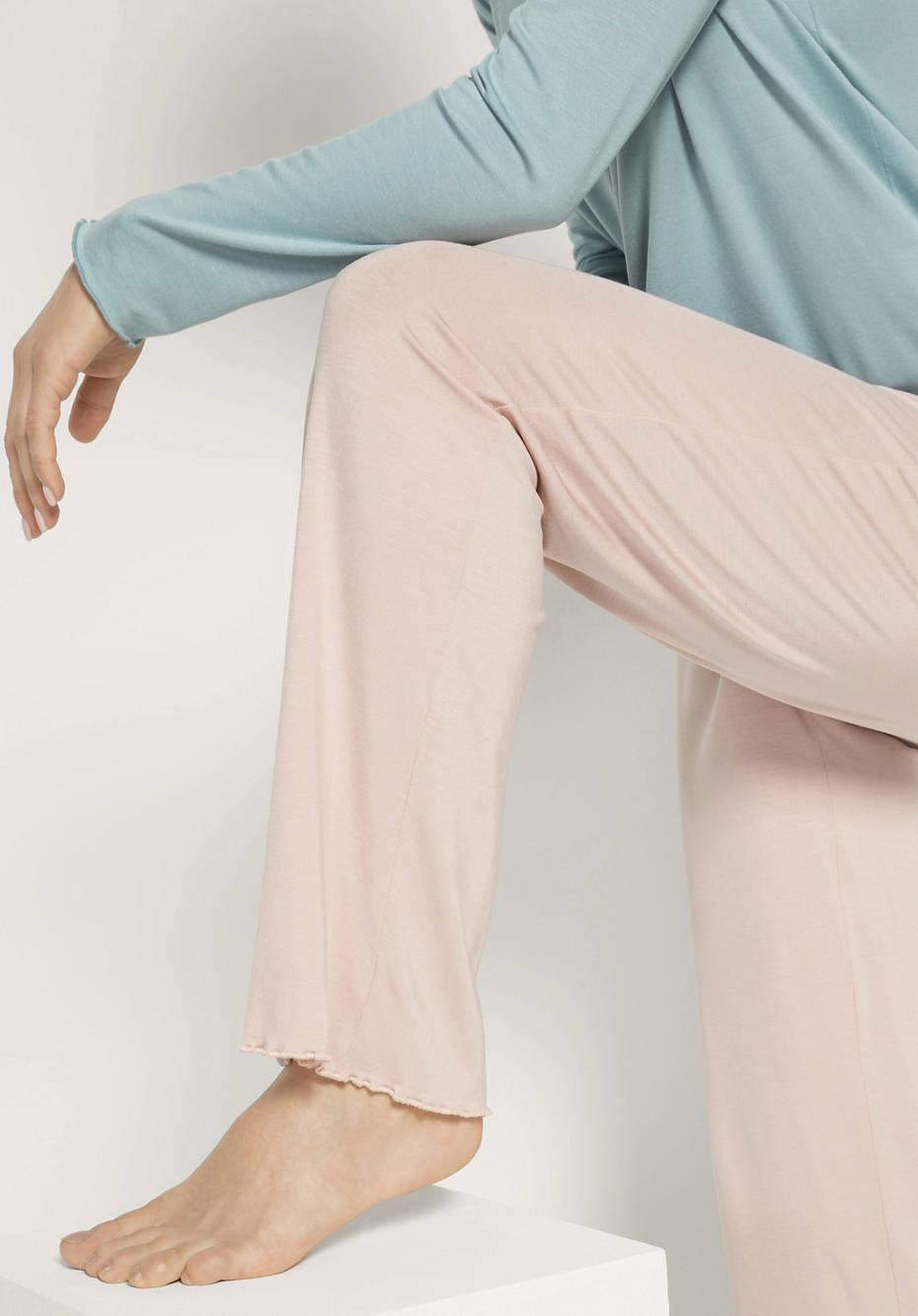 Damen Schlafhose aus TENCEL™Modal