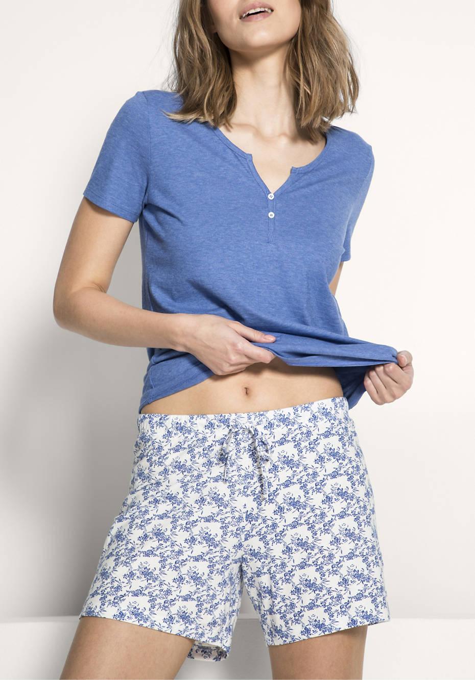 Damen Shorts aus reiner Bio-Baumwolle from Hessnatur