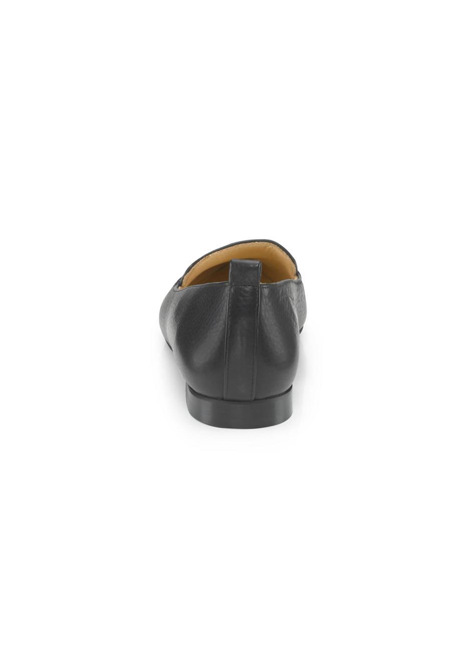 Damen Slipper aus Leder