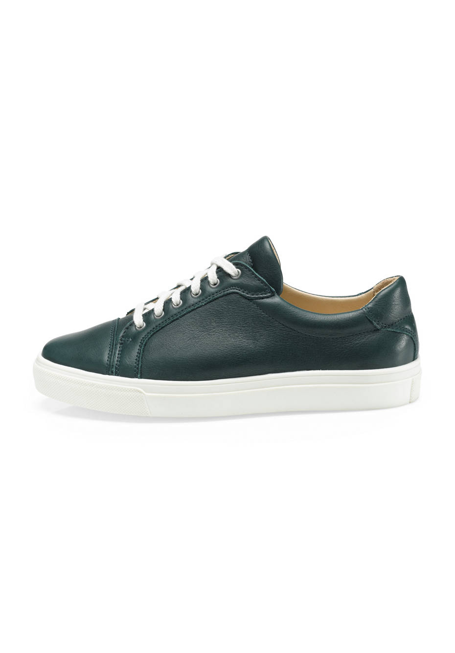 Damen Sneaker aus Leder from Hessnatur