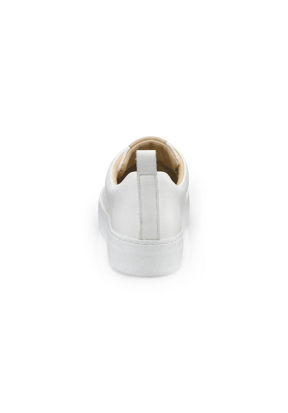 Damen Sneaker aus Leder