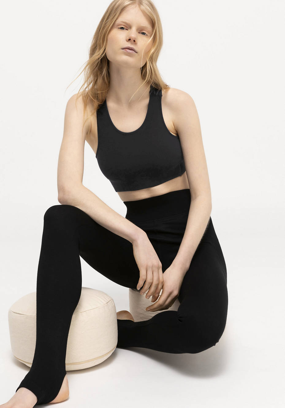 Damen Sport-Top aus Bio-Baumwolle