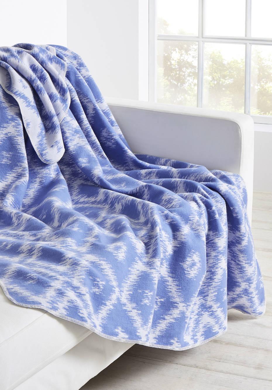 Decke Samarkand aus reiner Bio-Baumwolle