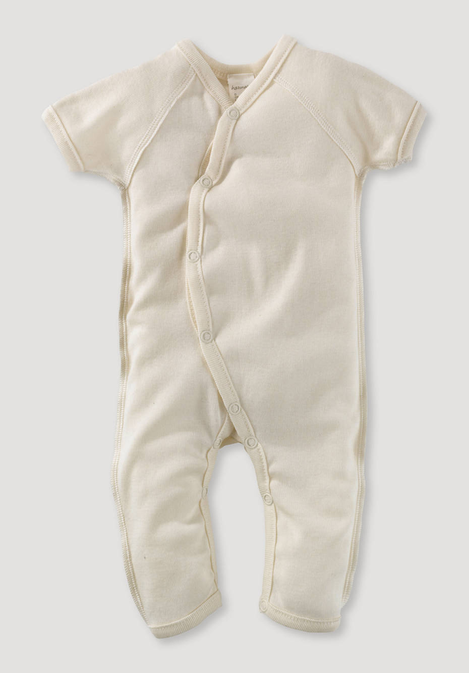 First-time package made from pure organic cotton