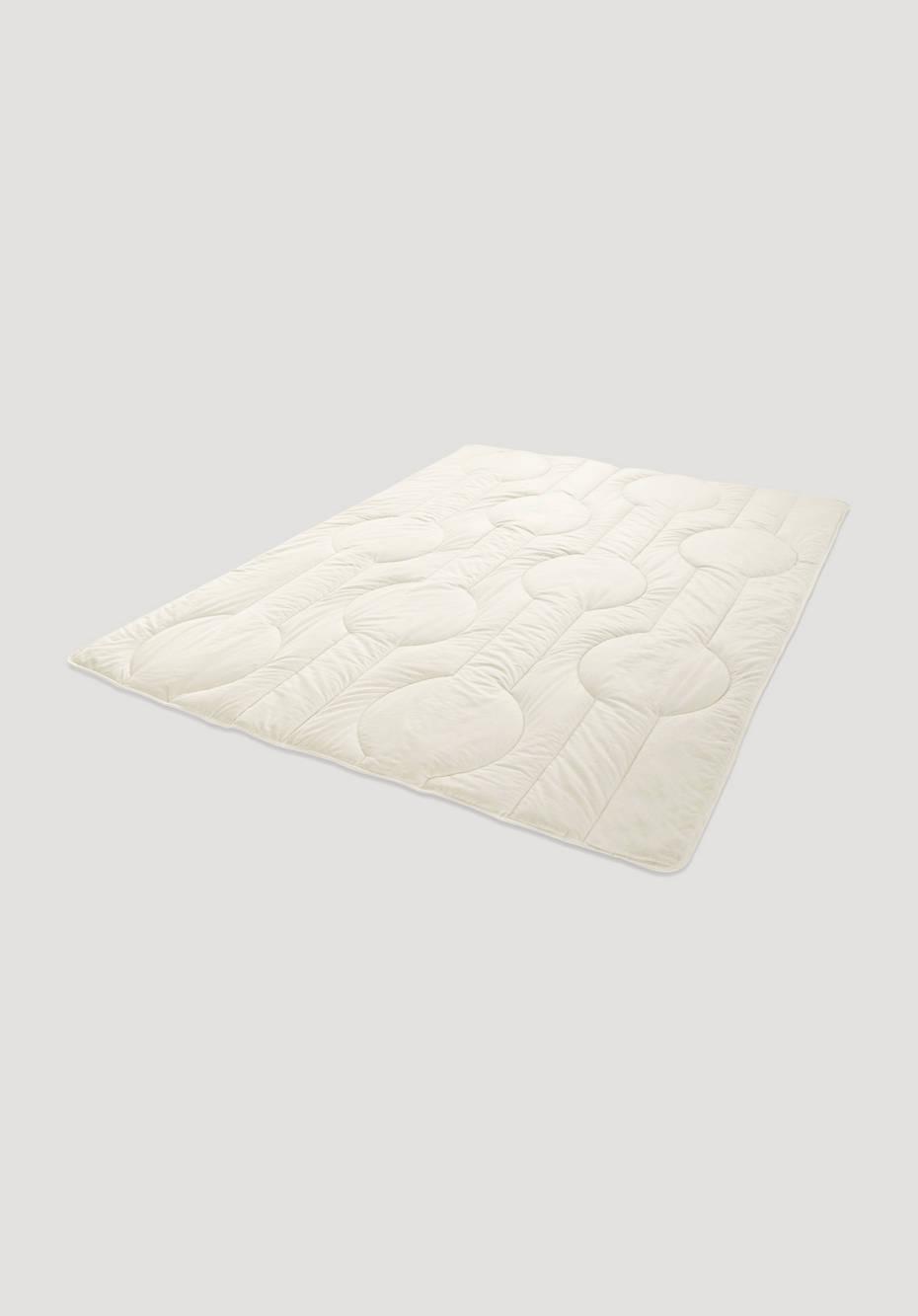 Ganzjahres-Bettdecke Leinen mit Bio-Baumwolle