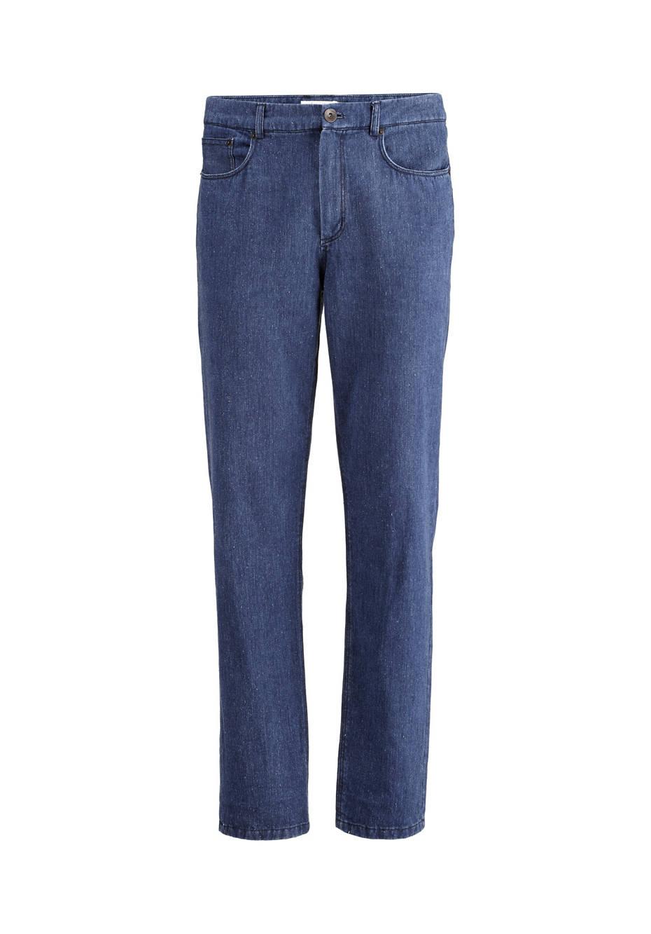 Hanf-Jeans mit Bio-Baumwolle