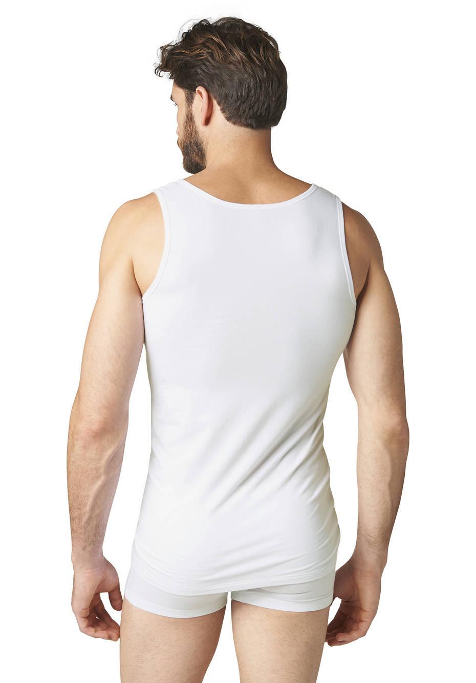 Herren Achselshirt aus Bio-Baumwolle und Modal