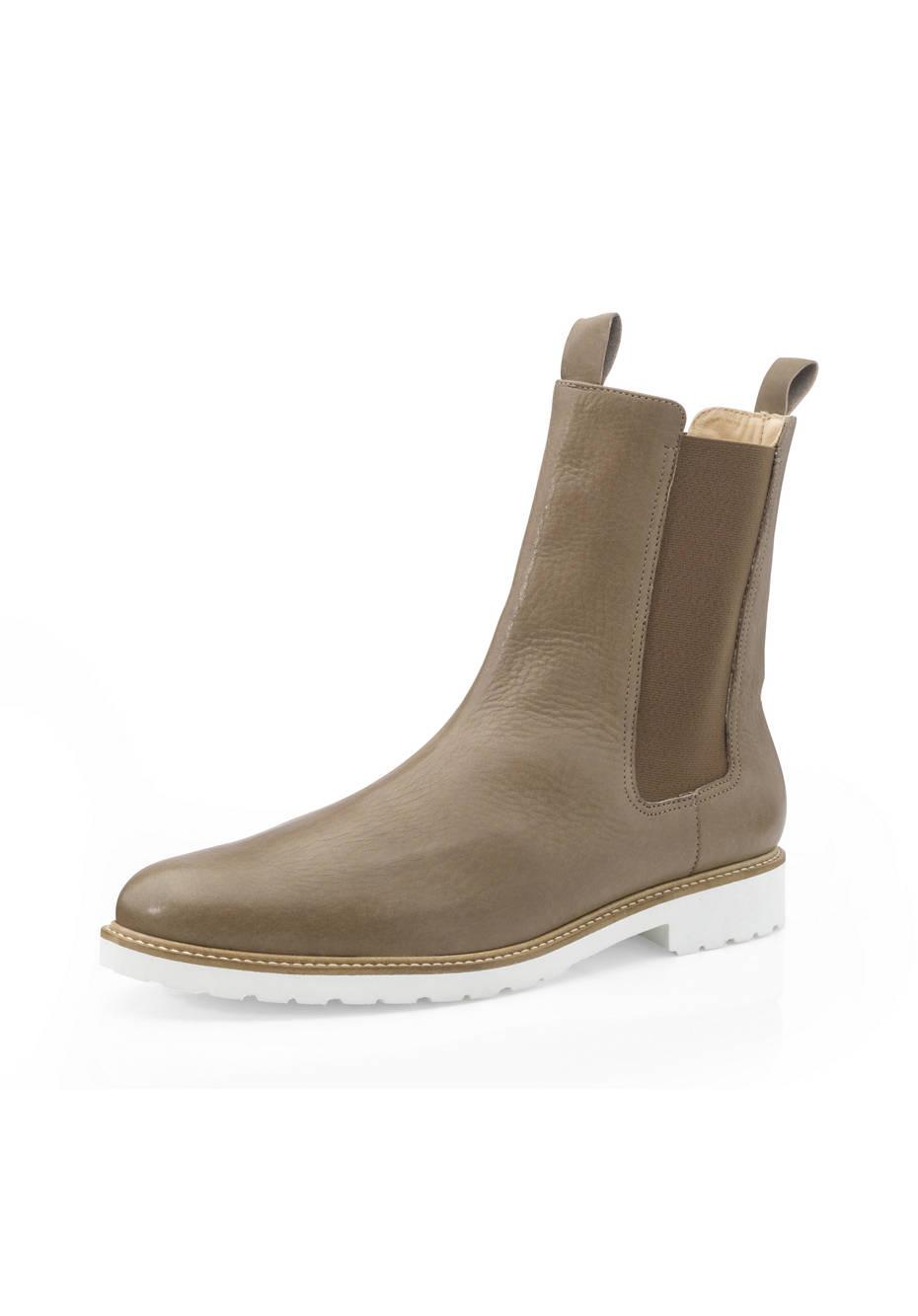 Herren Chelsea Boots aus Leder