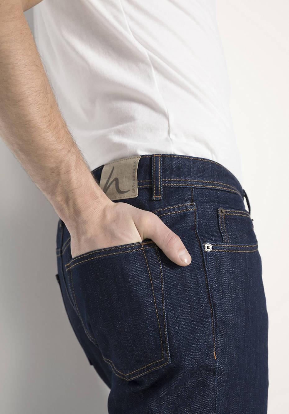 Herren Jeans Comfort Fit aus reinem Bio-Denim