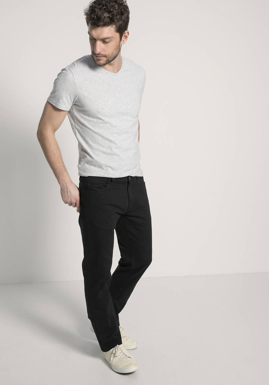 Herren Jeans Relaxed Fit aus Bio-Denim