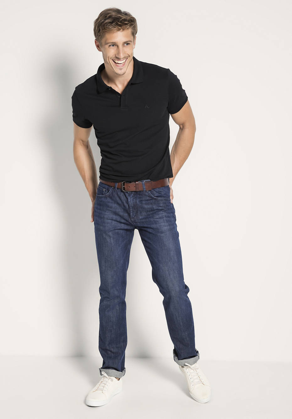Herren Jeans Straight Fit aus reinem Bio-Denim from Hessnatur
