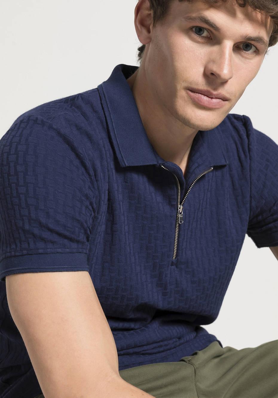Herren Polo-Shirt aus reiner Bio-Baumwolle