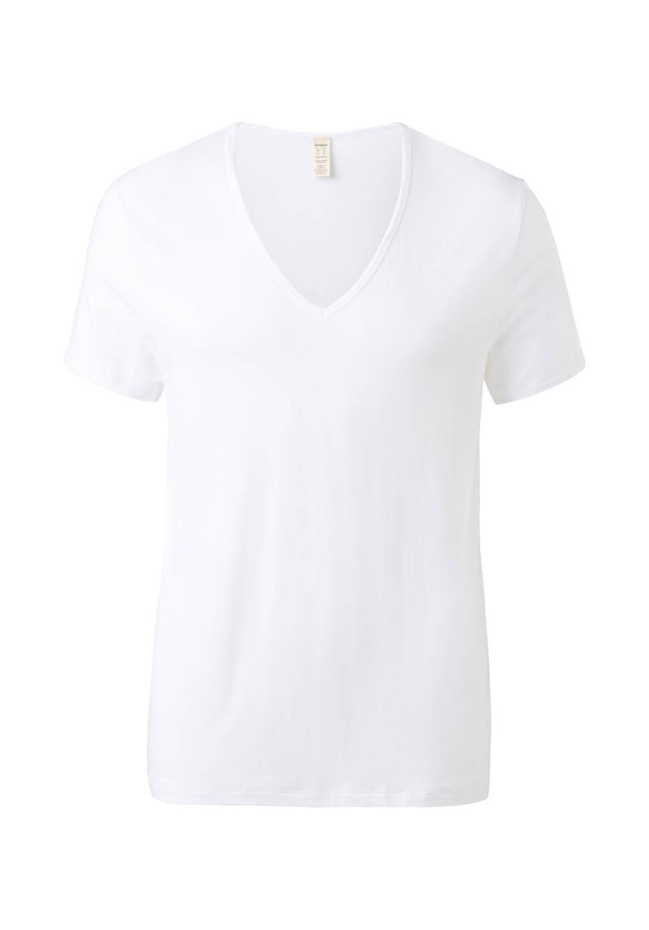 Herren Shirt aus Bio-Baumwolle und Modal