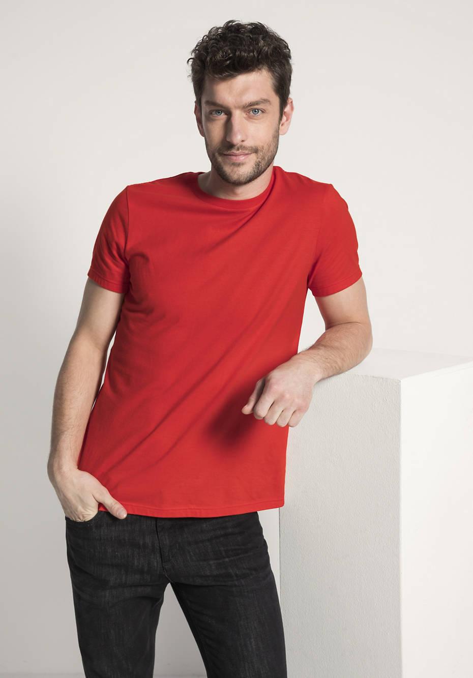 Herren Shirt aus reiner Bio-Baumwolle from Hessnatur