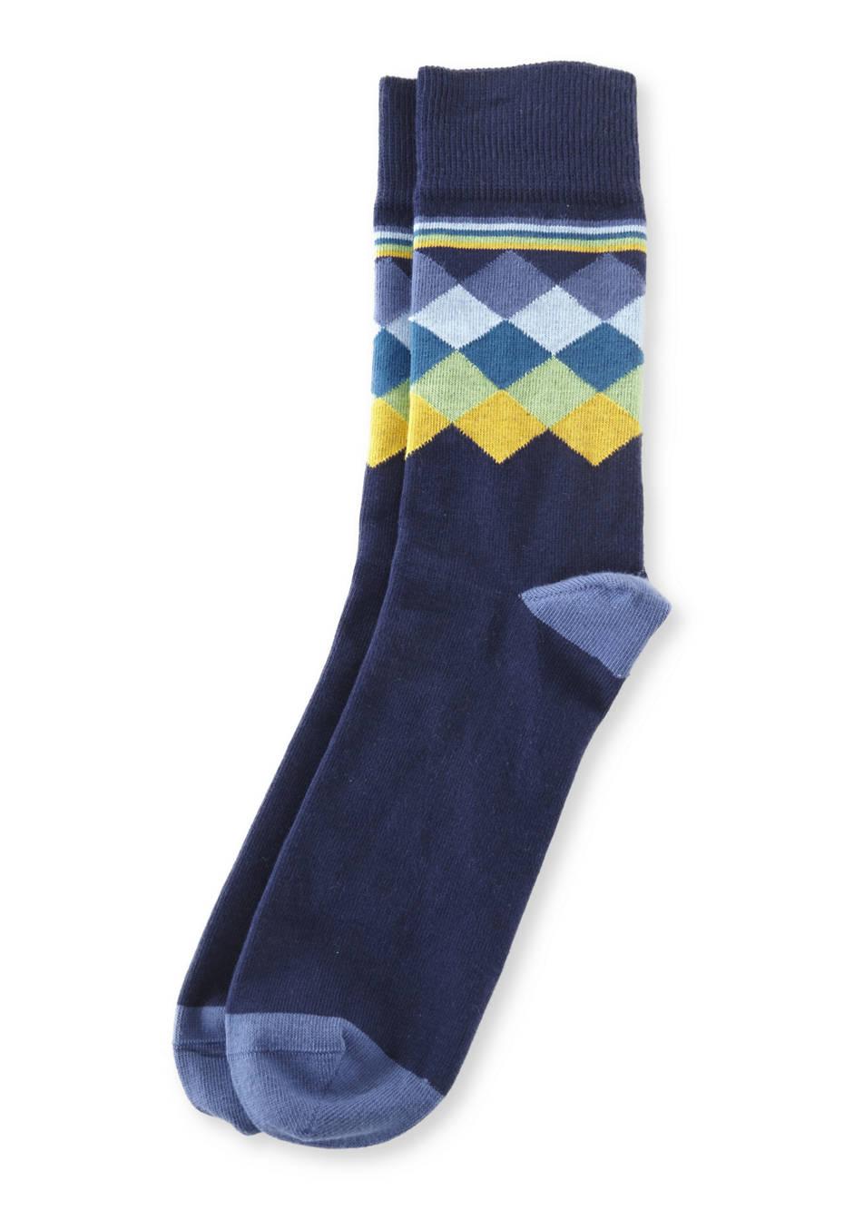Herren Socke aus Bio-Baumwolle