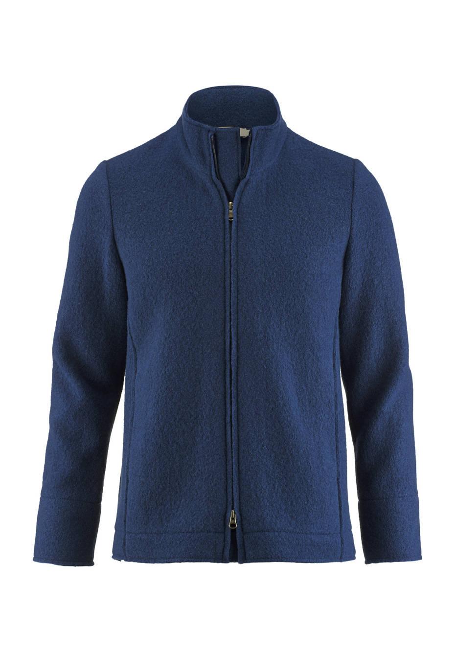 kaufen komplettes Angebot an Artikeln fantastische Einsparungen Herren Walk-Jacke aus reiner Schurwolle