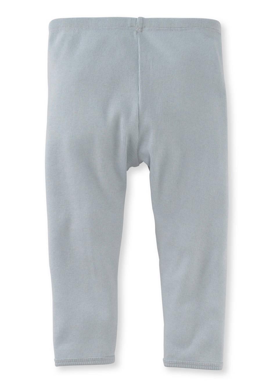 Hose aus Bio-Baumwolle mit Schurwolle