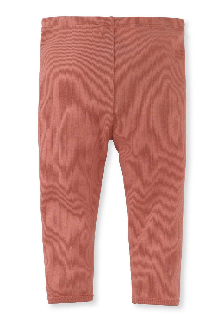 Hose aus Bio-Baumwolle und Schurwolle